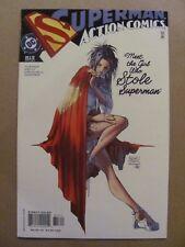 Action Comics 813 DC Michael Turner Cover 96 Near Mint