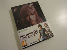 Final Fantasy XIII-2 pack de précommande neuf sous blister Xbox360