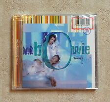 "CD AUDIO DISQUE / DAVID BOWIE ""HOURS..."" CD ALBUM REISSUE 2004  SEALED NEUF 10T"
