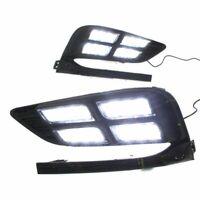 For Chevrolet Cruze 2016 2017 2018 LED DRL Daytime Running Light Fog Day Lamp