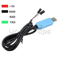 PL2303TA USB TTL to RS232 Module Converter Serial Adapter Cable F Win XP/7/8/8.1