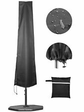 New Umbrella Covers,Patio Waterproof Market Parasol Covers w Zipper for 7ft to 1