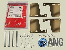 ROVER P6 2000 (LATE), 2200 TRW 16PB FRONT BRAKE PAD FITTING KIT PFK106