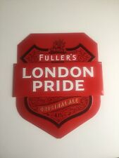 """FULLERS METAL BEER SIGN.18X15"""" ideal for pub, bar, Or Man Cave.New In Packaging."""