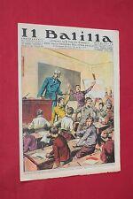 rivista a fumetti IL BALILLA Supplemento Popolo d'Italia ANNO XIV N.26 (1936)