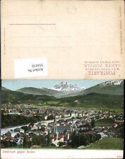 544110,Innsbruck geg. Süden Serles pub Warger 4282