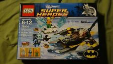 LEGO Super Heroes Arctic Batman vs. Mr. Freeze Aquaman on Ice (76000) BOX ERROR!