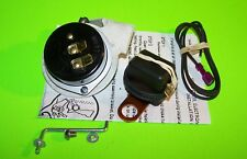 Electric Choke Kit 67 - 70 Chevy Rochester Quadrajet 327 350 396 427 454