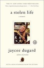 A Stolen Life by Jaycee Dugard Paperback Book PB Autobiography A Memoir NEW