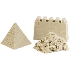 Modellier-Sand: Kinetischer Sand grob, 4 kg (formbarer Sand)