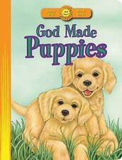 NEW - God Made Puppies (Happy Day(R) Board Books) by Bennett, Marian