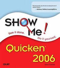 Show Me Quicken 2006