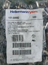 Hellermann Tyton 151-00982 Solar Panel Edge Clip