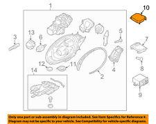 PORSCHE OEM 14-17 911 Headlight Head Light Lamp-Control Module 7PP941572BB