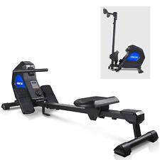 Merax Indoor Magnetic Rowing Machine Folding Exercise Rower