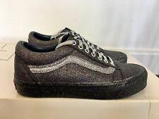 Vans Opening Ceremony Glitter OG Old Skool LX Sneakers Size US Womens 8 Mens 6.5