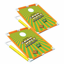 Swimline Corn Hole Bean Bag Target Toss Swimming Pool Game Float - 2 Pack