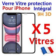 VERRE TREMPE 3D VITRE PROTECTION ECRAN FILM IPHONE 11 12 PRO MAX 6 7 8 X XR XS