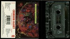 Crimson Glory Strange And Beautiful USA Cassette Tape
