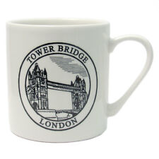 James Sadler Tower Bridge London Earthenware Mug