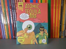 Ultimex tome 4 - atomic tequila 666 - BD Independant