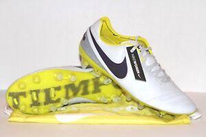 $210 NEW NIKE TIEMPO LEGEND VI FG Soccer WOMENS Cleats 9 9.5 Leather 819256-053