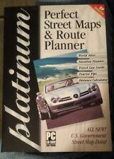 Cosmi Perfect Street Maps, Atlas & Vacation.