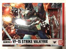 New Bandai HI-METAL R Macross VF-1S Strike Valkyrie Hikaru Ichijo DYRL