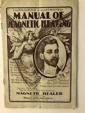 New listing 1900 Manual of Magnetic Healing
