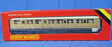 HORNBY RAILWAYS OO R435 LNER COMPOSITE COACH TEAK LIVERY 22357 boxed