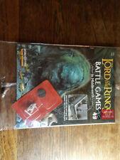 Lord of the Rings Battle Magazine & Shagrat #49 Deagostini Warhammer