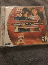 BRAND NEW SEALED SEGA -- Dead or Alive 2 (Sega Dreamcast, 2000)
