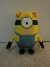 Despicable Me Little Pig Bob Minion Toy Factory Plush Stuffed Animal Toy