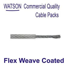 Flex Weave Covered Antenna Wire 50m Length