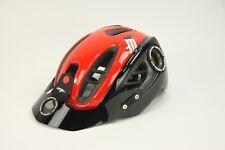 Urge MTB Helm All.M Enduro schwarz rot - Größe S/M