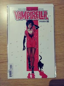 VAMPIRELLA 2 [COVER B] NM DYNAMITE PA7-99