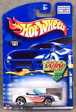 Hot Wheels ~ Corvette Stingray Iii ~ White