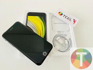 New Apple iPhone SE 2020 64gb Black (EE BT ASDA Network) + Accessories RRP £399!
