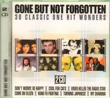 Various Electronica(CD Album)Gone But Not Forgotten-New