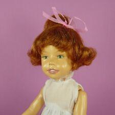 Perruque 15/16 roux pour poupées anciennes et modernes. DOLL WIG
