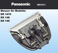 Panasonic Ersatz Scherkopf WER9713 y,  ER1411 ,1410 , 148 , 146 / Schneidsatz