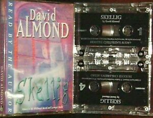 DAVID ALMOND SKELLIG 2X CASSETTE
