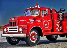 RARE - US COAST GUARD STATION PROTECTION Firetruck #21 - First Gear USCG