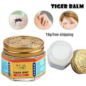 Original TIGER White Balm Thai Salbe Linderung Neu Pain Ache Muscle