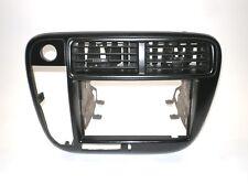 * 99-00 Honda Civic EK Radio A/C Bezel Air Vent Dash Trim w/ Radio Bracket OEM