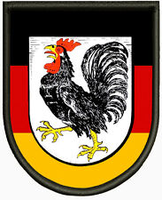 Wappen von Seelze Aufnäher, Pin, Aufbügler
