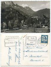 38760 - Berchtesgaden - Der Tauernhof - Echtfoto - AK, gelaufen 28.7.1964