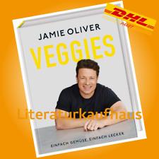 VEGGIES | JAMIE OLIVER | Einfach Gemüse, einfach lecker - 116 Rezepte - Kochbuch