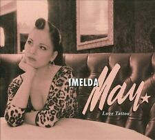 Love Tattoo [Digipak] by Imelda May (Singer/Songwriter) CD NM GREAT!!