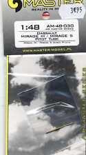 Dassault Mirage III / Mirage 5 Pitot Tube 1/48 MASTER-MODEL